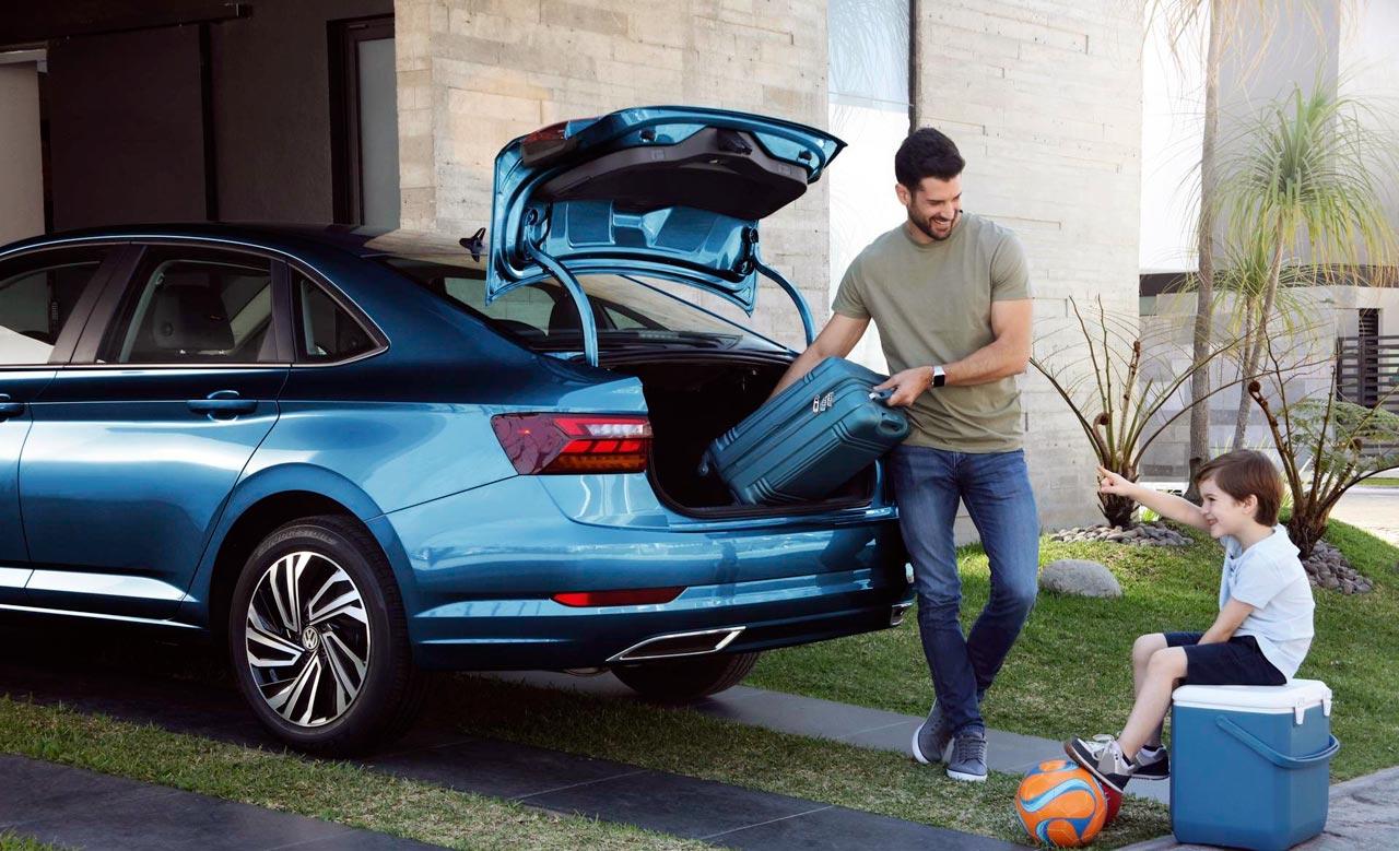 Baúl nuevo Volkswagen Vento