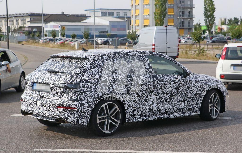 Nueva generación Audi A3