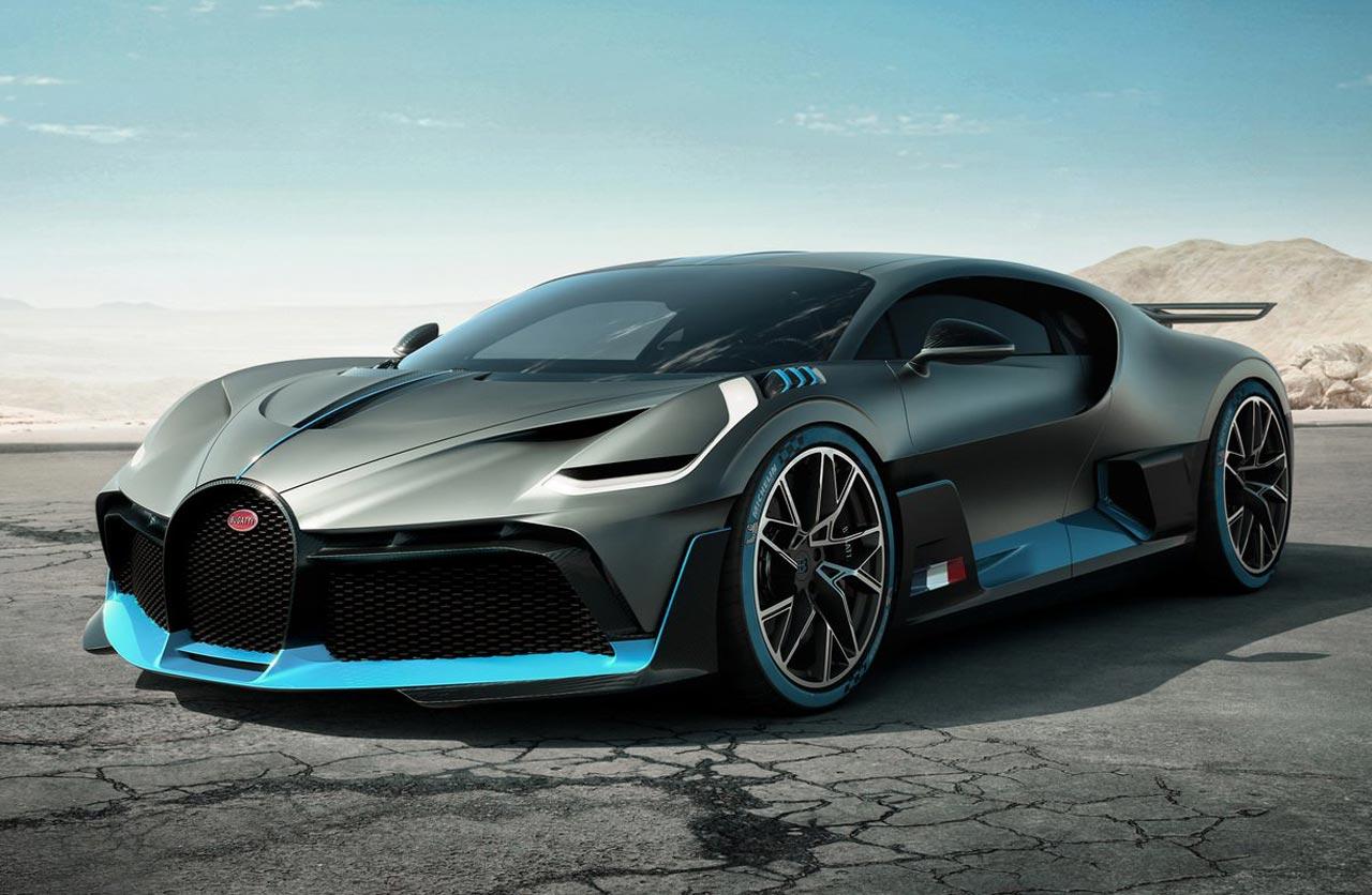 Divo, el nuevo superdeportivo de Bugatti