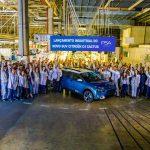Arrancó la producción del nuevo Citroën C4 Cactus en Brasil