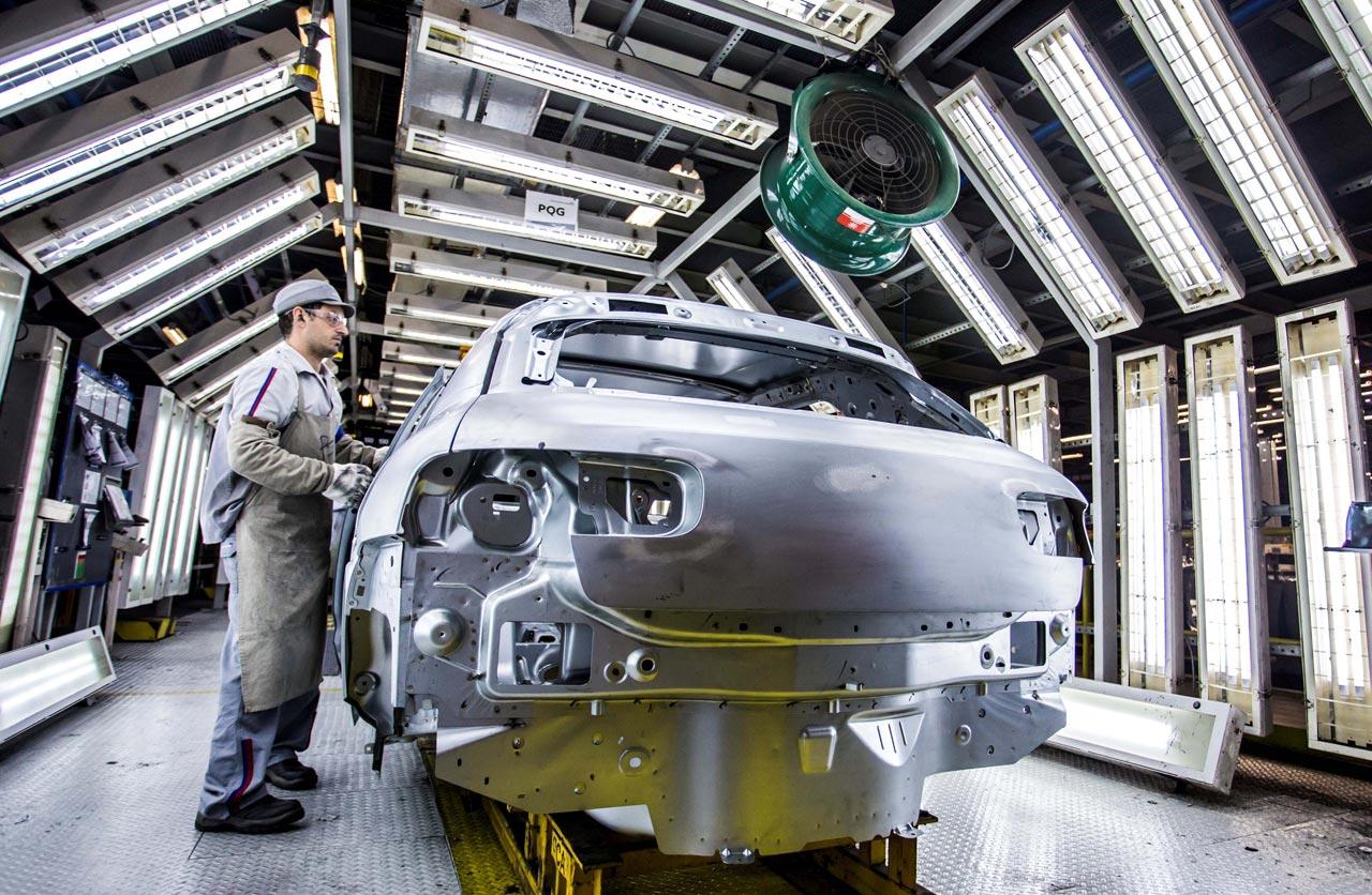 Lanzamiento industrial nuevo Citroën C4 Cactus