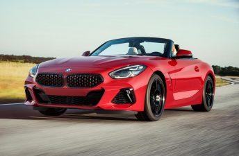 Con ustedes, el nuevo BMW Z4