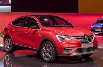 Así es el Arkana, el crossover coupé de Renault