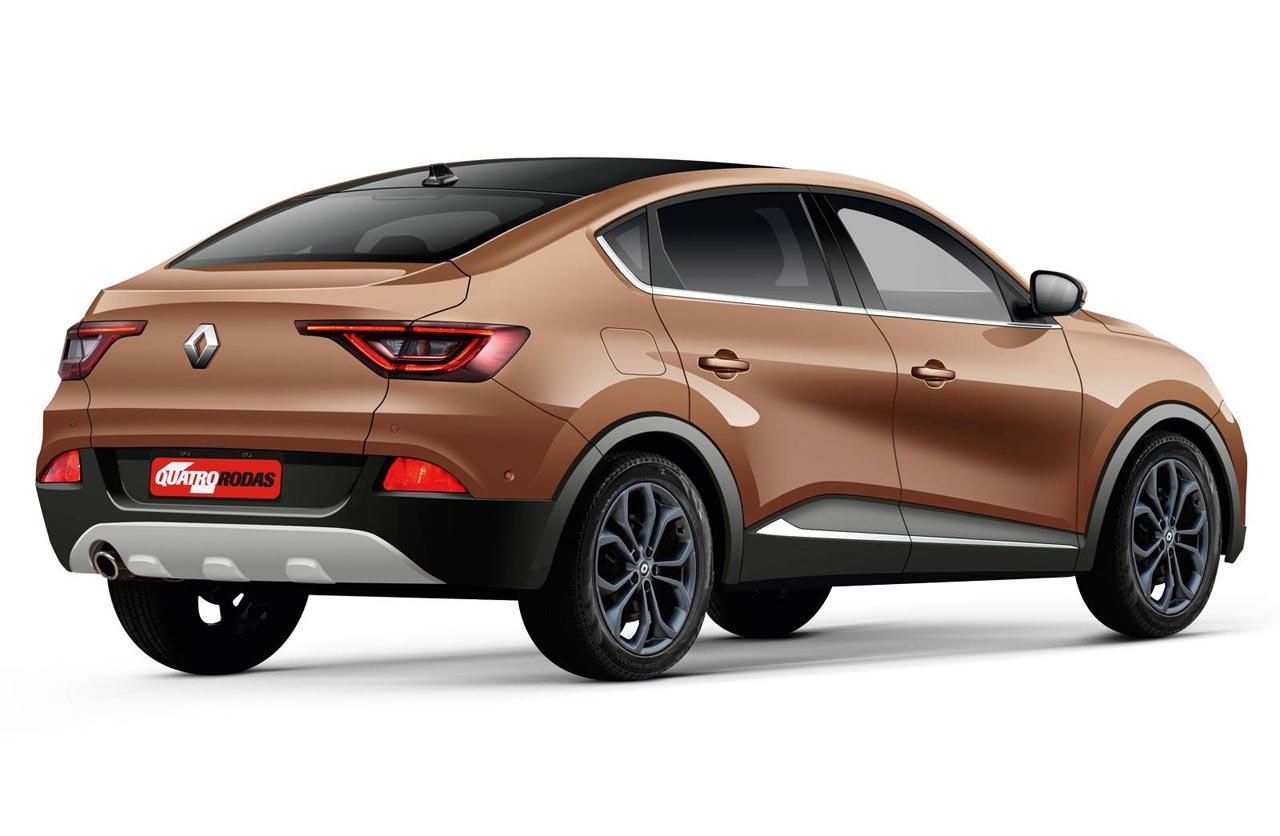 Renault Captur Coupé