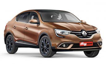 Se viene el SUV coupé regional de Renault