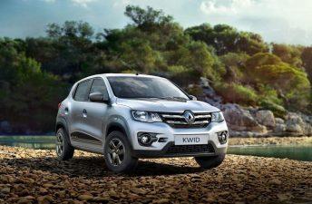 Renault actualizó el Kwid en India