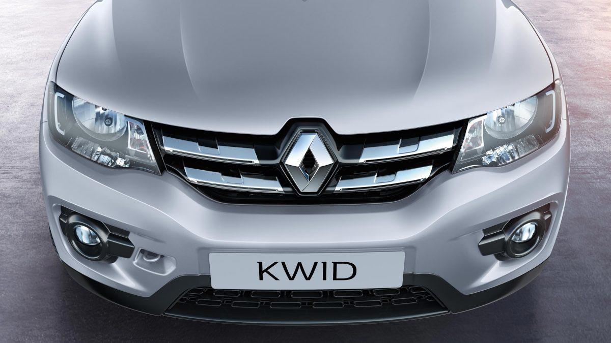 Renault Kwid 2018 India