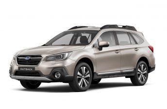 Subaru Outback, con más tecnología de seguridad