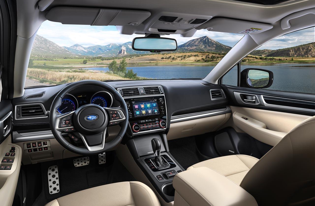 Interior Subaru Outback