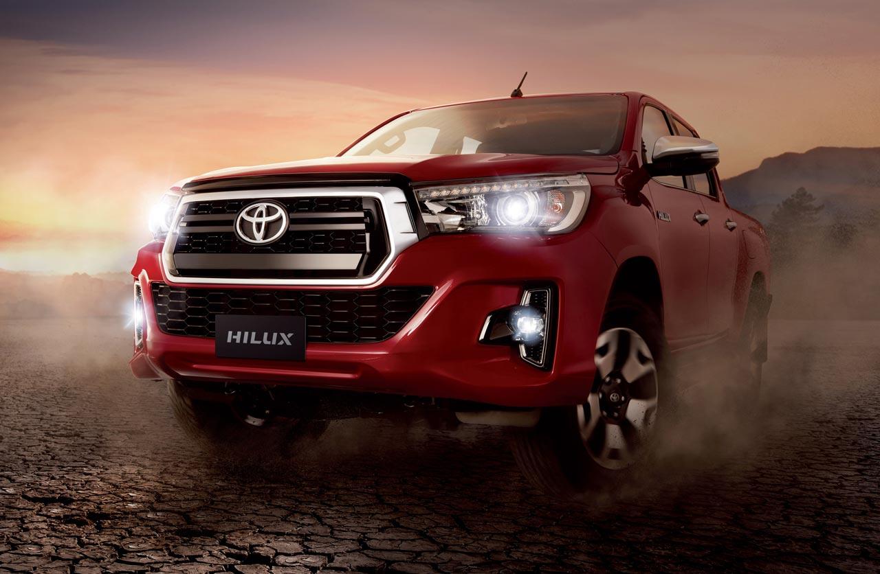 Toyota renovó la Hilux en Argentina