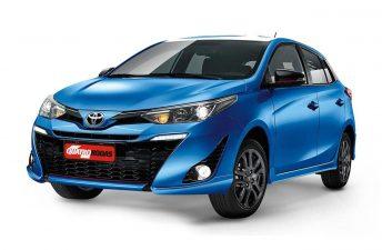 Se viene el Toyota Yaris con imagen deportiva