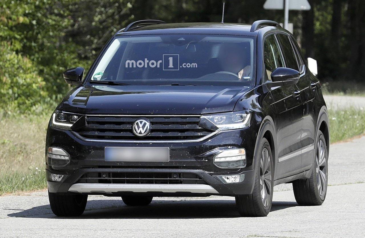 Volkswagen T-Cross, más cerca del estreno