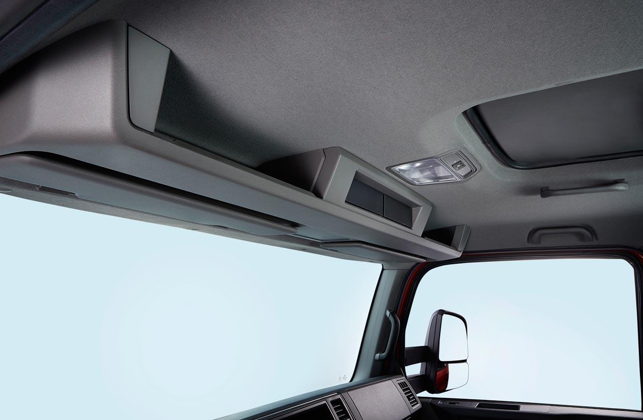 Interior Volkswagen Delivery 6.160