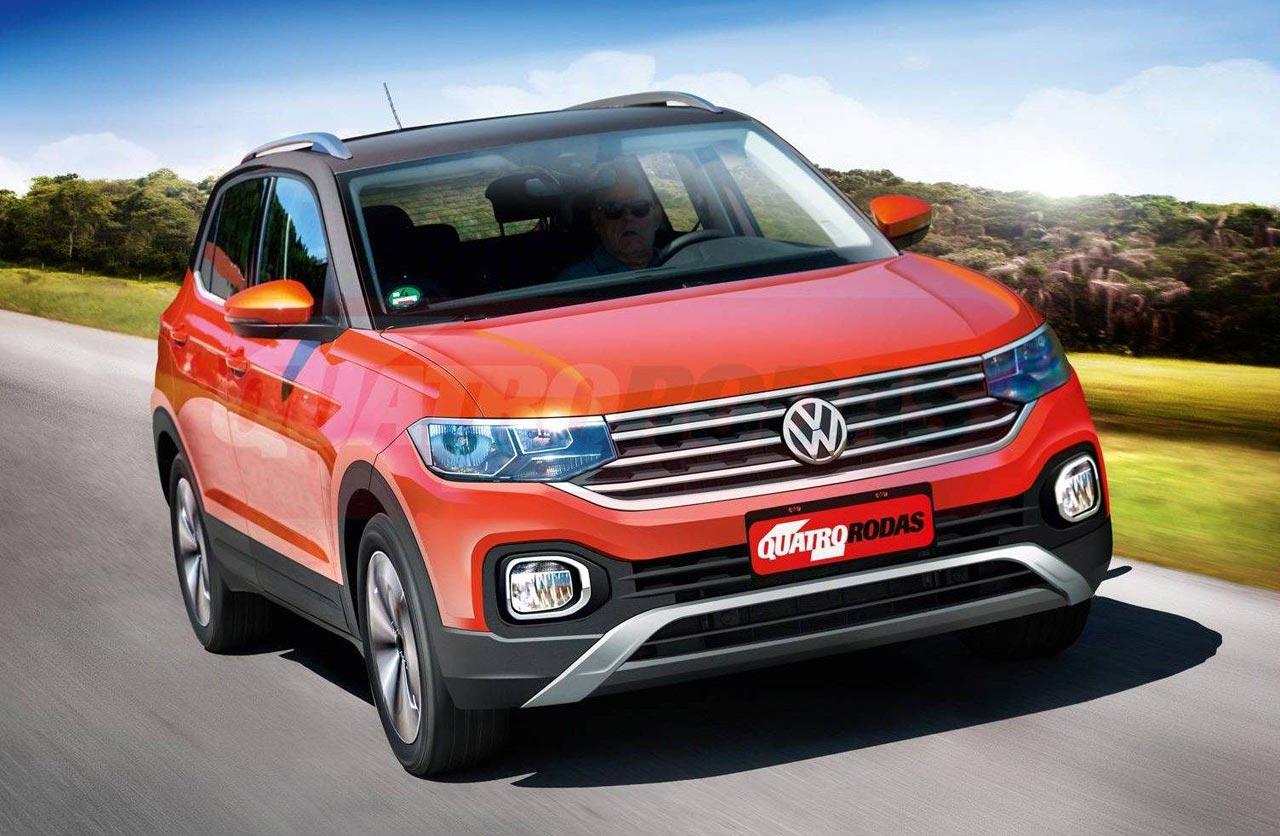 Más sobre el Volkswagen T-Cross