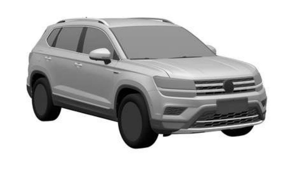 Volkswagen Tharu INPI Brasil