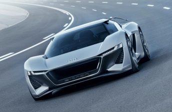 Audi PB18 e-tron, el superdeportivo del futuro