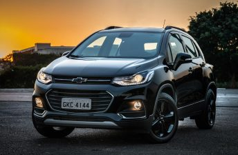 La Chevrolet Tracker Midnight, más cerca