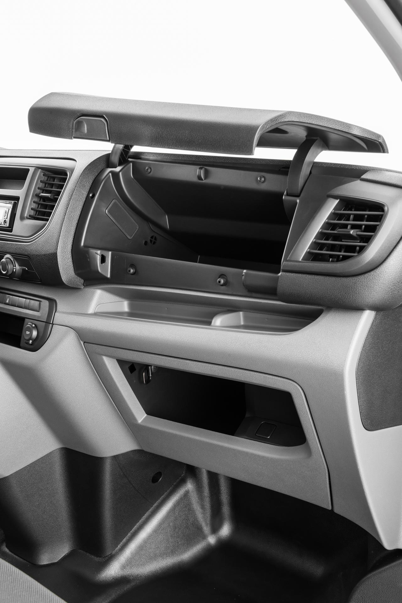 Interior Citroën Jumpy Mixto