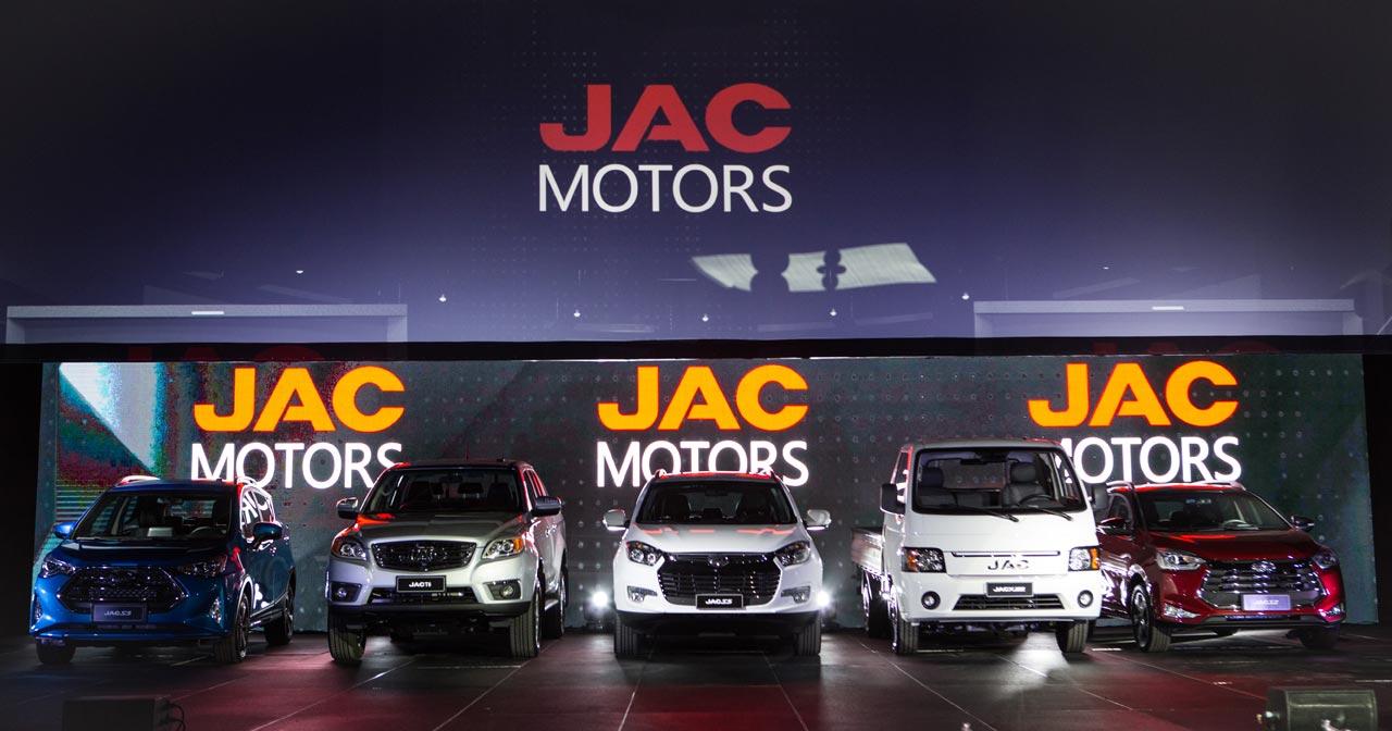 Gama JAC Argentina