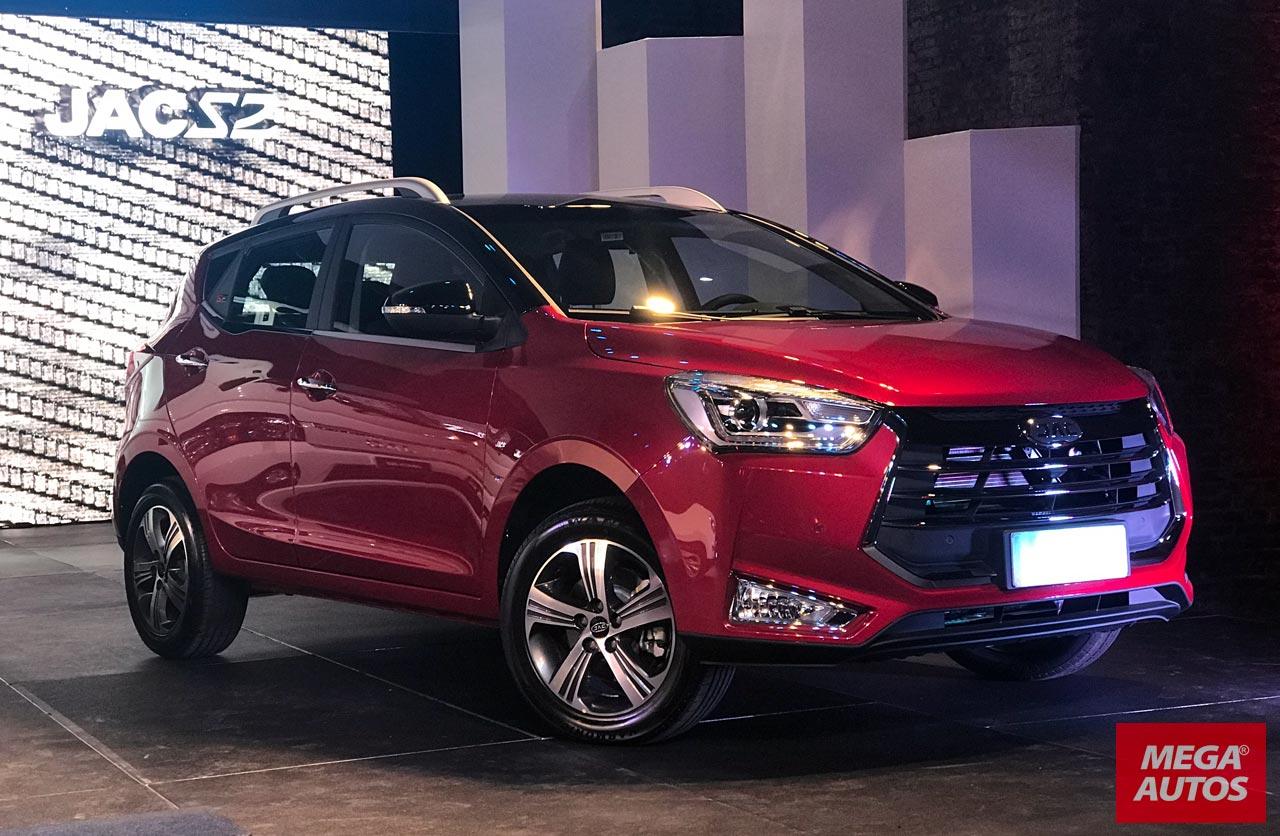 La china JAC Motors llegó a Argentina