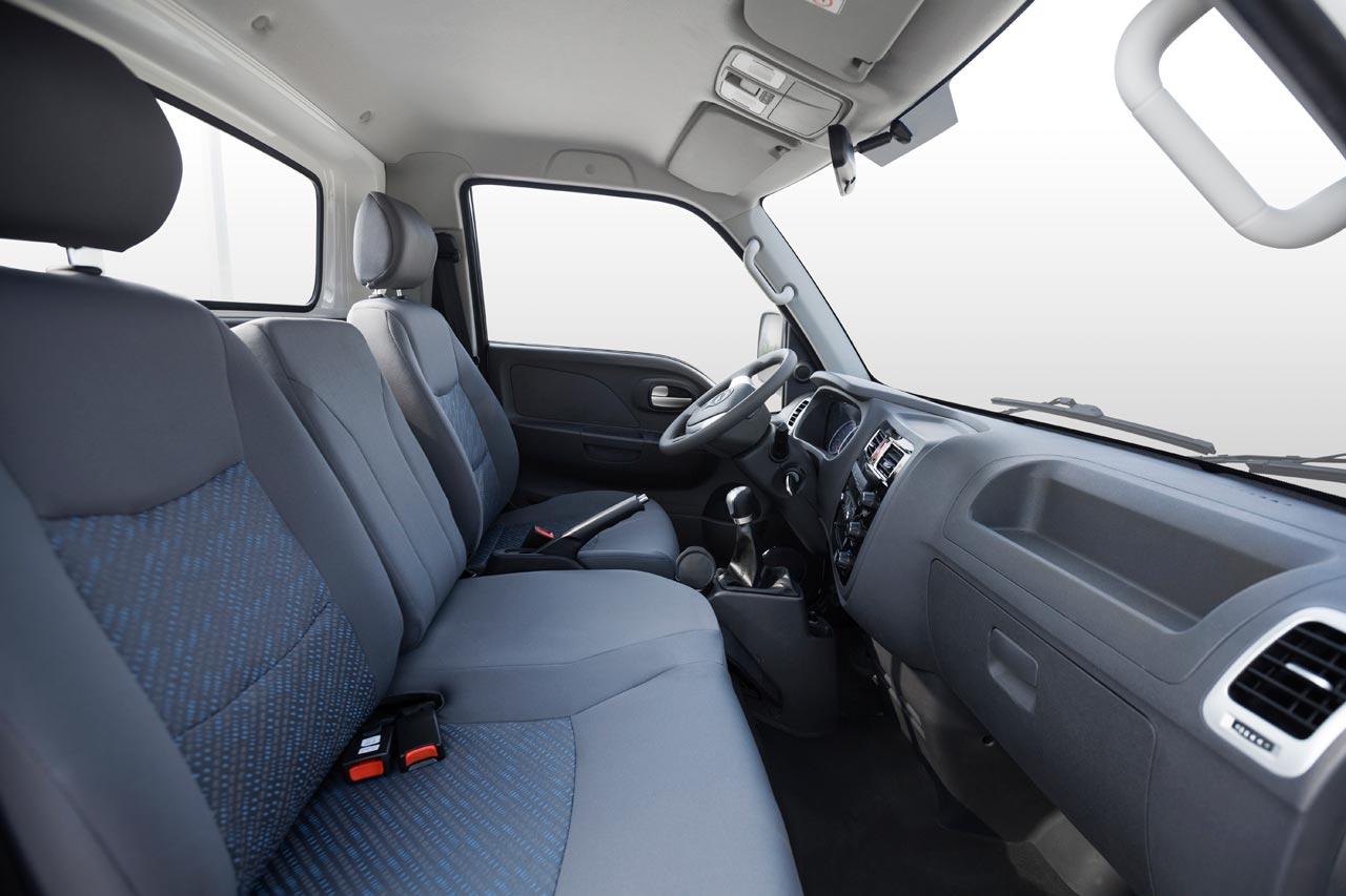 Interior JAC X200