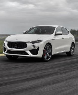 Maserati: estreno en Argentina con cinco modelos