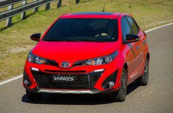 Llegó el nuevo Toyota Yaris
