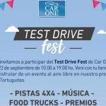 Test Drive Fest, para probar tu próximo 0km