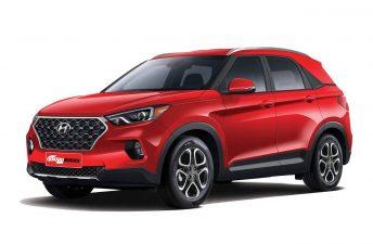 ¿Será así la próxima generación de Hyundai Creta?