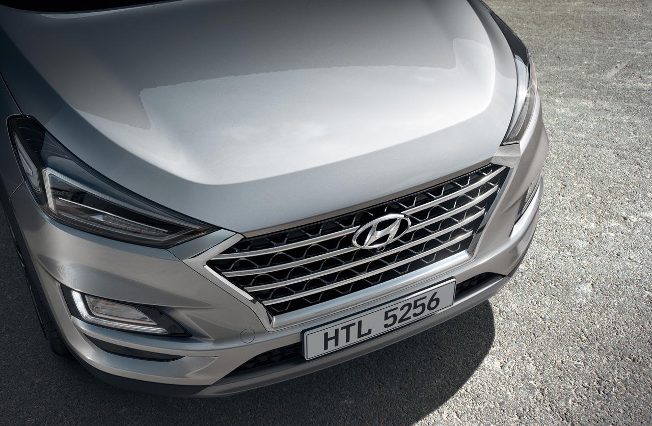 Nueva Hyundai Tucson 2019