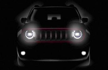 Se viene la renovación del Jeep Renegade