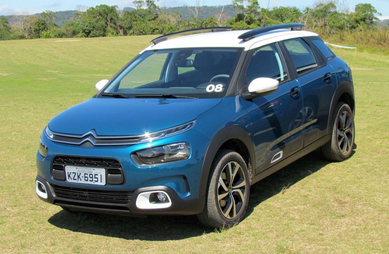 Primer contacto con el Citroën C4 Cactus