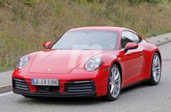 Se viene el nuevo Porsche 911