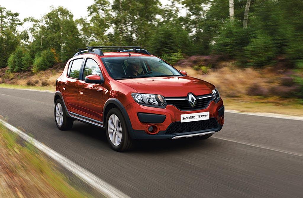 Renault Sandero Stepway Volcom