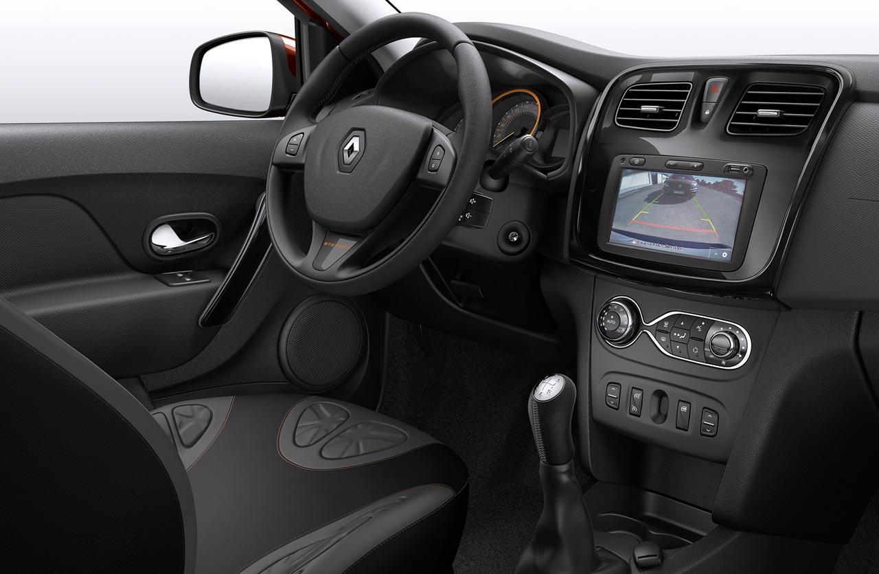Interior Renault Sandero Stepway Volcom