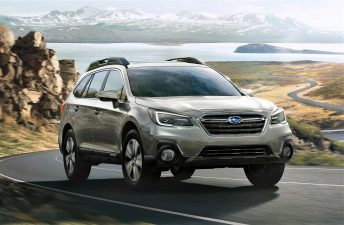 Subaru Outback 2.5i AWD CVT Limited, también con EyeSight