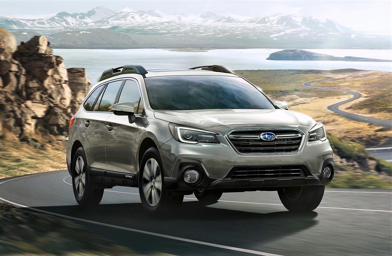 Subaru Outback 2.5i AWD CVT Limited, también con EyeSight