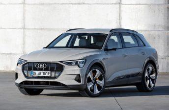 Audi mostró el e-tron en Argentina