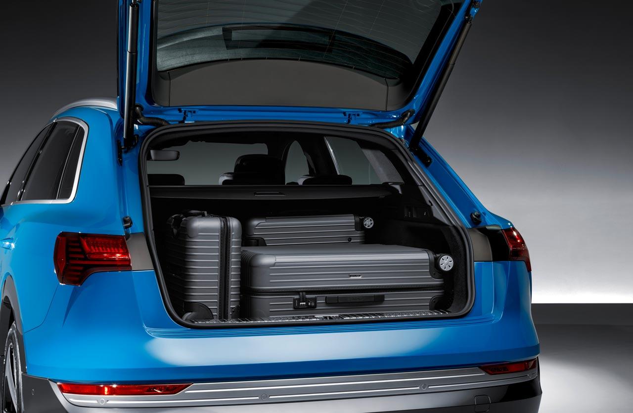Baúl Audi e-tron