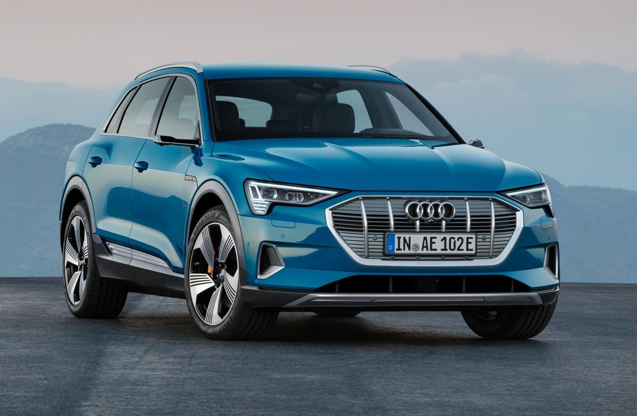 e-tron: Audi ya tiene su primer vehículo eléctrico