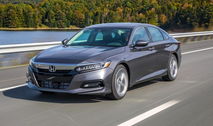 Honda lanzó el nuevo Accord en Argentina