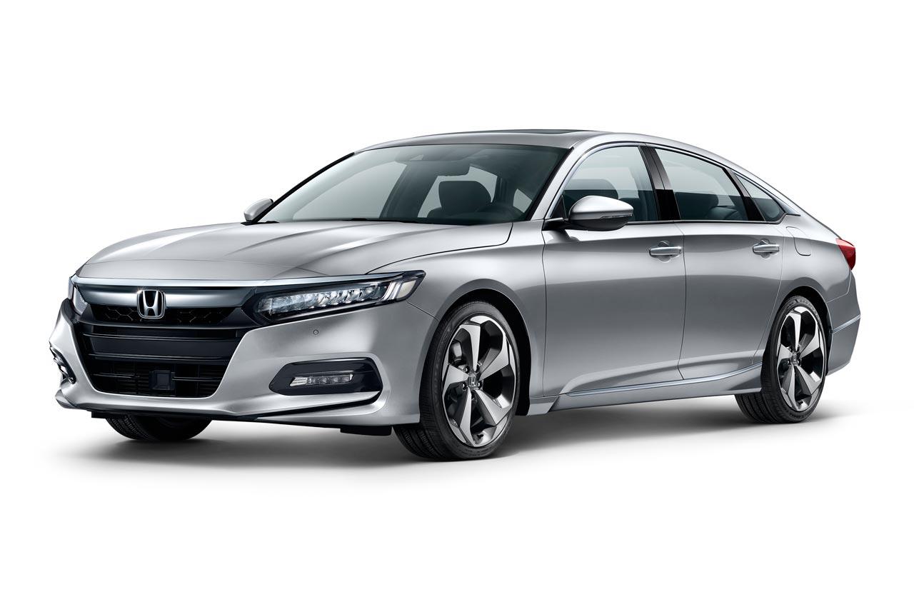 Nuevo Honda Accord 2018