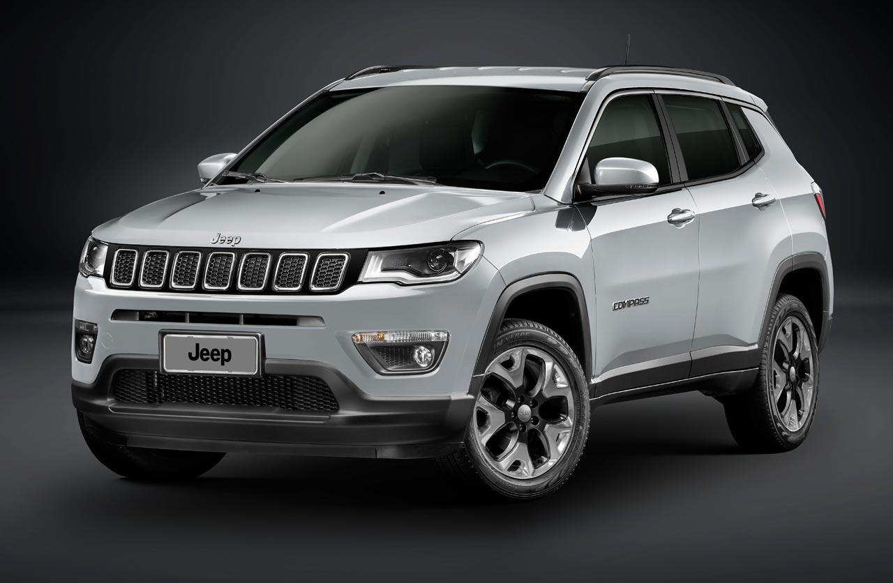 Jeep actualizó el Compass