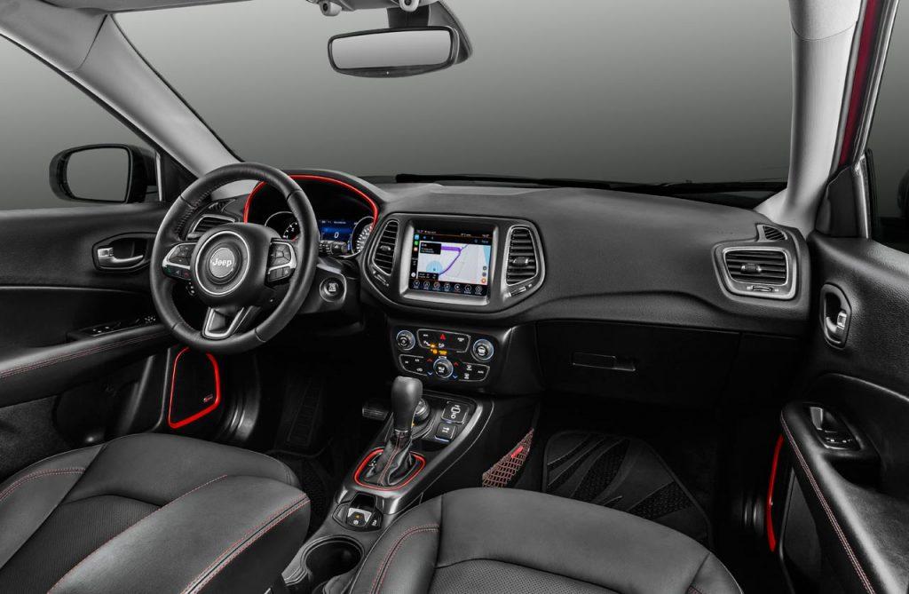 Jeep-Compass-2019-interior - Mega Autos