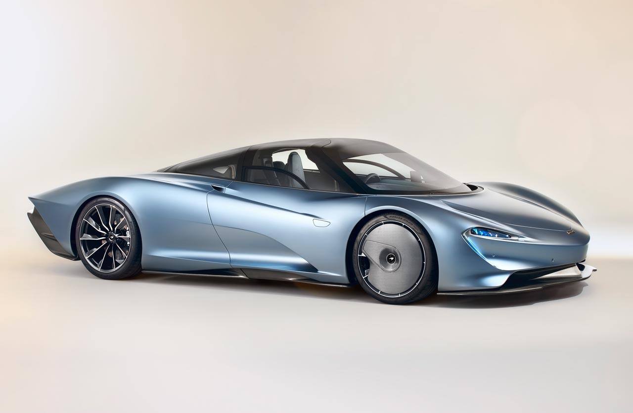 Un McLaren de calle que supera los 400 km/h