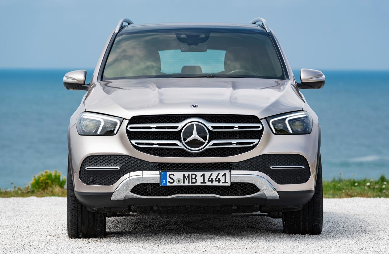 Nuevo Mercedes-Benz GLE 2019