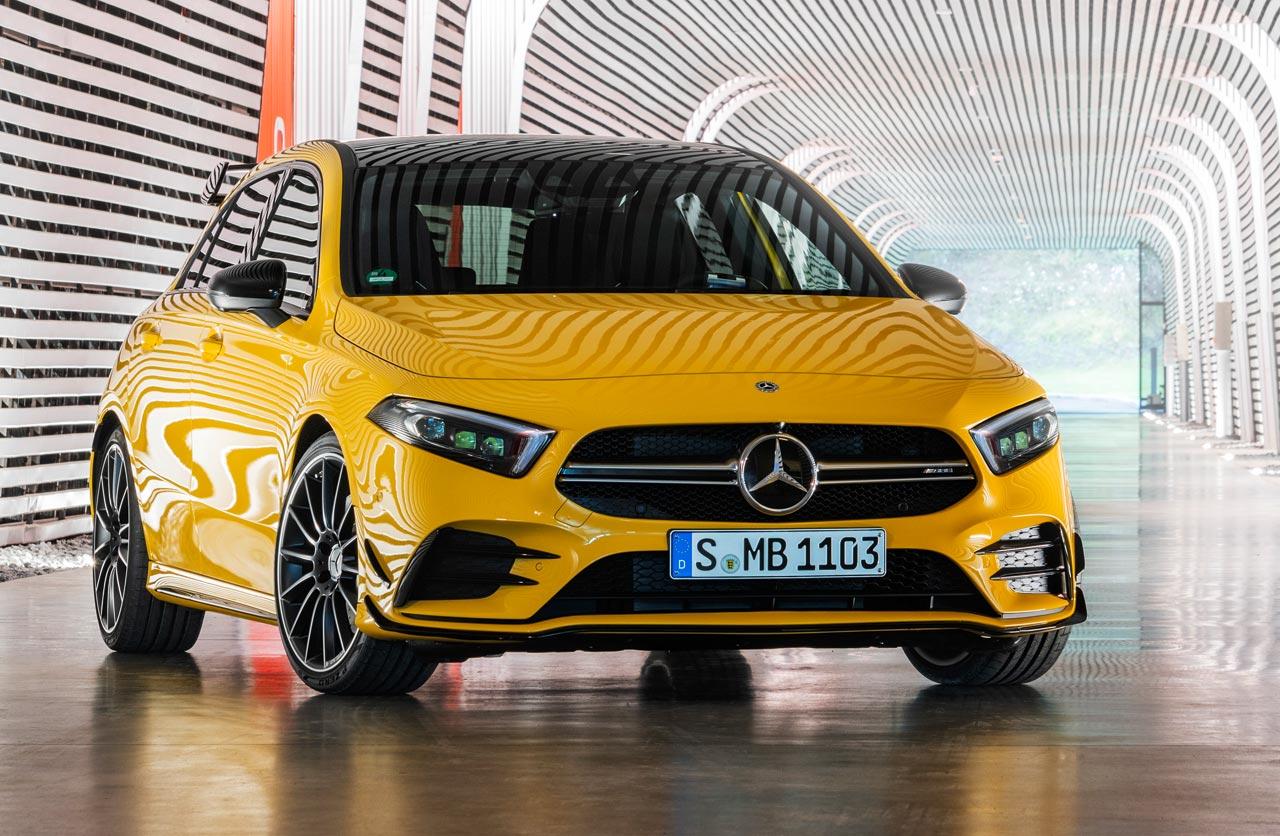 Mercedes-Benz Clase A: el turno del AMG