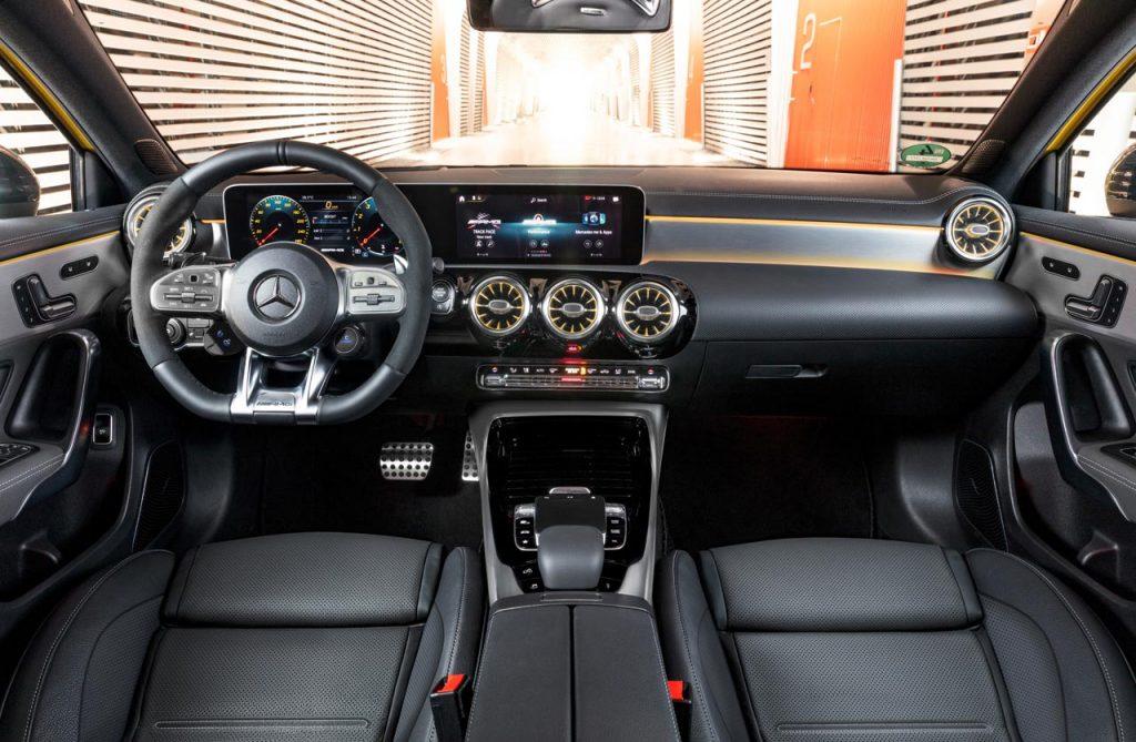 mercedes clase  amg  interior mega autos
