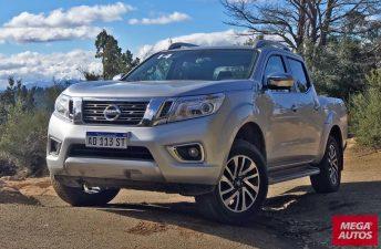 Las claves de la Nissan Frontier argentina