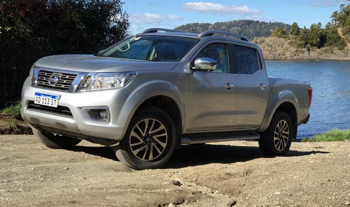 Primer contacto con la Nissan Frontier argentina